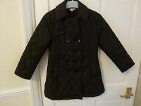 Girls coats x 2 – ages 6-7
