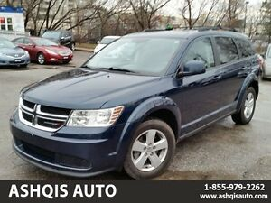 2015 Dodge Journey SE Plus 7 Passengers Alloy wheels Push start