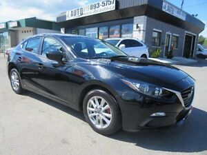 2015 Mazda Mazda3 GS - Automatic A/C. Heated Seats