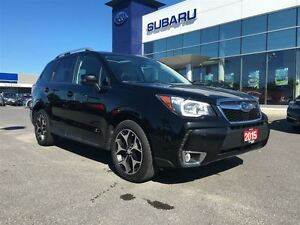 2015 Subaru Forester 2.0XT Limited