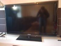 "SAMSUNG 46"" Series 5 Full HD 1080p Platinum Black Crystal LCD TV"