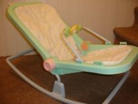 Mothercare Baby Sitting Rocking Feeding Chair