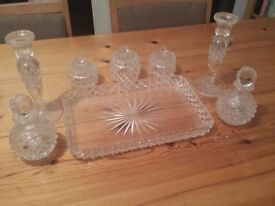 Late 1920's Dressing Table Set