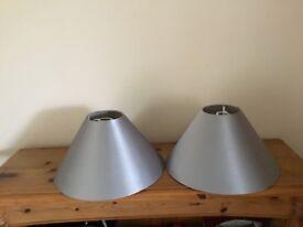 2 grey light shades