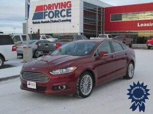 2014 Ford Fusion SE 5 Passenger w/Leather Seats, 2.0L EcoBoost