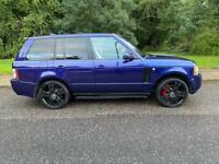 2007 Land Rover Range Rover 3.6 TD V8 Vogue SE Overfinch