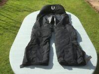 Motorbike trousers. Belstaff. Look new.