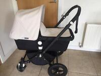 Bugaboo Cameleon 2 all black limited edition pram