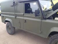 1995 Land Rover Defender Tithonus - Ready For Spring