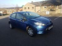 Ford Fiesta 1.25 Style + 5dr. 66000 mileage. Hpi clear