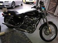 Harley Davidson XL 1200 Custom Sport