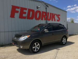 2009 Hyundai Veracruz GLS Package***DETAILED AND READY TO GO***