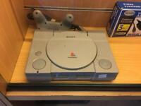 Ps1 with one controller