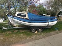BOAT FOR SALE. Great boat needs TLC