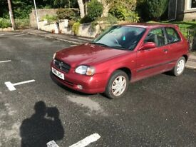 Used daily long mot low mileage