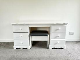Dressing Table & stool £100