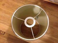 20cm diameter Brown Lamp Shade