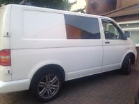 VW T5 1.9 SWB - Caravelle style transporter - NO VAT