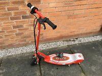 Electric Razor E100 Scooter