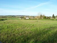 SW France, Building Plot for 5 + Homes in Beautiful Edge of Village Location, Dept. 47