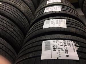 205/55/16 Michelin Defender *Allseason Tires*