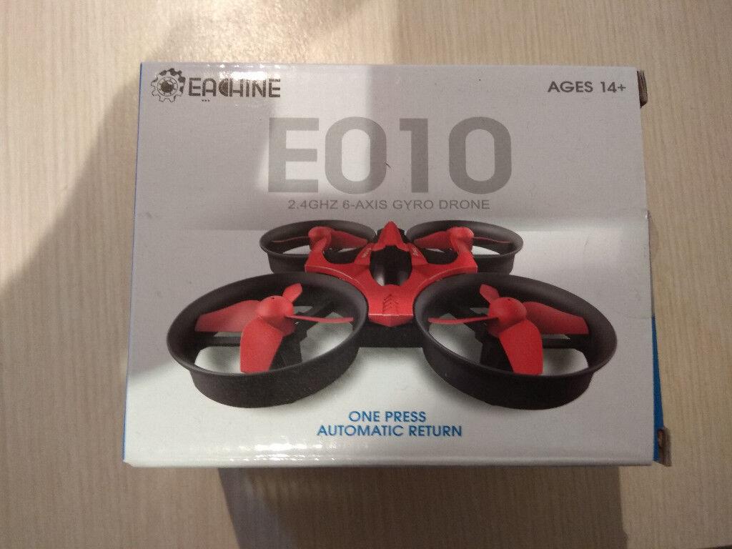 Brand new E010 drone