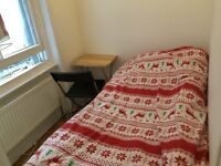 bright single room to let @ NW1 6RT central london location zone 1 available now short or long term