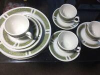 Crockery cups etc