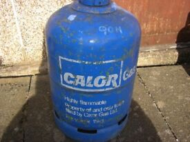 15KG CALOR gas FULL bottle, - dealer price £81