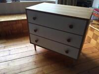 chest of drawers retro style by Meredew