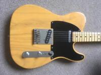 Fender Telecaster USA FS AM SRS BTB TELE CUSTOM 2003