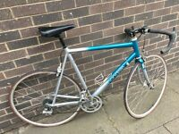 Cannondale Men's Racing Road Bike Retro early 1990's model Excellent condition in Blue and Grey