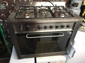 Integrated ovens and American fridge freezer, range cooker07448406731