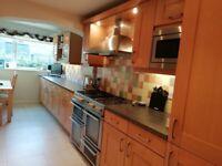 Cavendish real oak Shaker Kitchen and Appliances