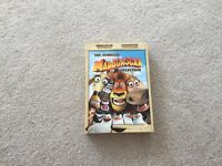Madagascar 1 and 2 box set, as new