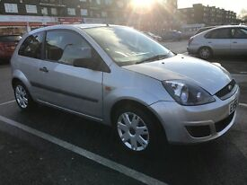 For sale 2006 56 reg Ford Fiesta 1.25 zetec climate,MOT september 2017,103k