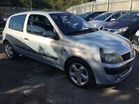 2003 Renault Clio 1.6 16v Dynamique Hatchback 3dr Petrol Manual (a/c) 110 bhp) ****JUST ARRIVED ****
