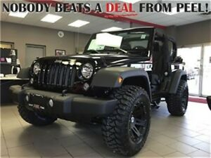 2018 Jeep Wrangler Brand New, 4x4, Only $26, 995
