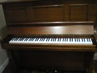 Upright Bremar Piano-------------------------------Free Delivery