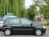 2005 Hyundai Getz 1.3 CDX Automatic.. VERY LOW MILES + FULL HYUNDAI SERVICE HISTORY!
