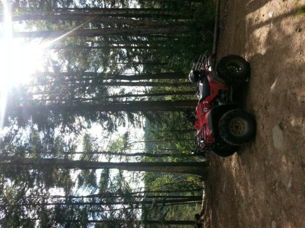 Used 1999 Honda four trax