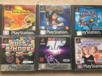 PlayStation 1 games