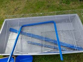 Extra large rabbit/small animal cage