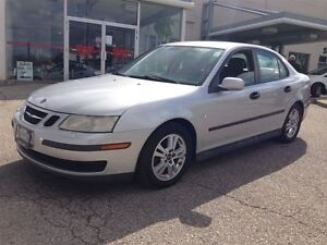 2005 Saab 9-3 Come on in and see this beauty! Linear Manual Kitchener / Waterloo Kitchener Area image 3