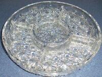 Glass Dish for Crisps, Dips etc