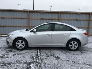 2015 Chevrolet Cruze 2LT/HEATED LEATHER/REMOTE START/SUNROOF