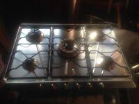 NEFF oven Smeg hob