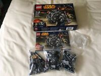LEGO 75040 Star Wars General Grievous' Wheel Bike Set (Used) - Collect Only