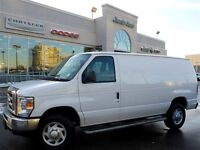 2013 Ford Econoline COMMERCIAL MAX LOAD CAPACITY POWER OPTS