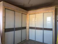 Made to measure sliding doors